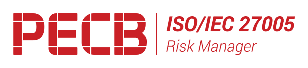Certification Risk Manager ISO 27005